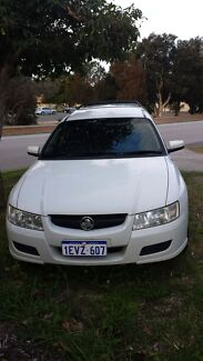 2005 VZ  Holden Commodore Equipe  Wagon High Wycombe Kalamunda Area Preview