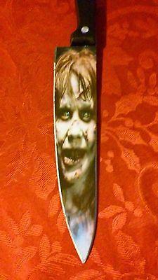Regan / The Exorcist butcher knife horror - Horror Butcher