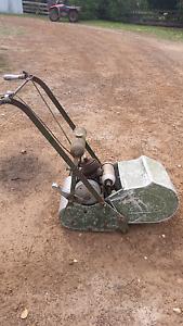Atco kick start reel mower  very old Heywood Glenelg Area Preview
