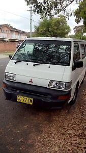 Mitsubishi Express 2008 immaculate cond Canterbury Canterbury Area Preview