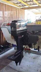 2003 Mercury 50HP Outboard Motor 2 Stroke Anna Bay Port Stephens Area Preview