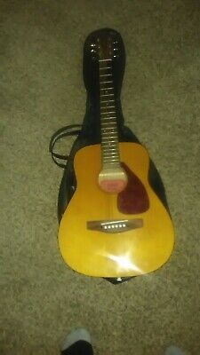YAHAMA FG-JUNIOR JR1 FOLK ACOUSTIC MINI 3/4 SCALE GUITAR