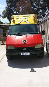 1999 Ford Transit Ice Cream Van For Sale Medina Kwinana Area Preview