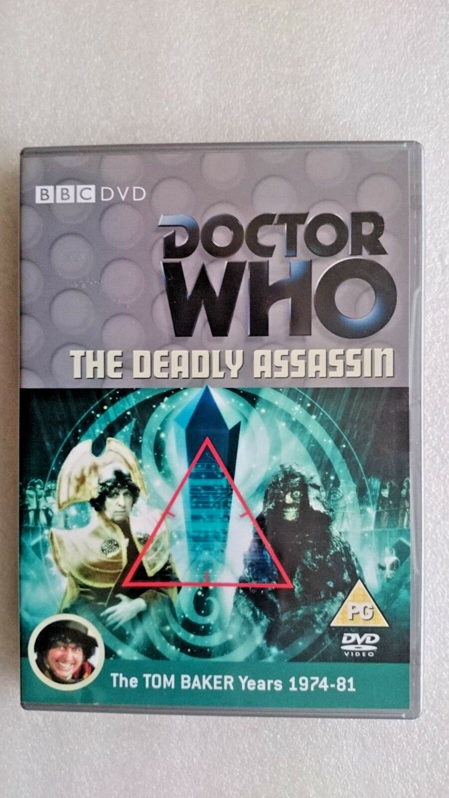 Doctor Who - The Deadly Assassin (DVD, 2009)