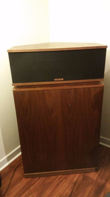 Klipsch Corner Speakers - 4 Items Available (*each Sold Separately)