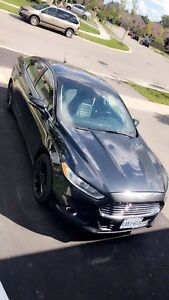 2013 FORD FUSION/NAVIGATION/LEATHER SEATS/ REAR CAM
