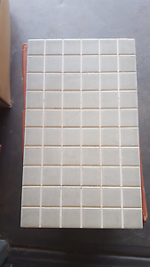 Leftover floor tiles mosaic look 4 boxes 4sqm Angle Park Port Adelaide Area Preview