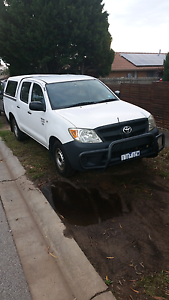 TOYOTA HILUX LONG REGO & RWC Narre Warren Casey Area Preview