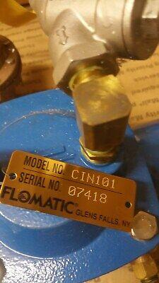 Flowmatic Cycle Gard Irrigation Pump Control Valve CIN101-2 2