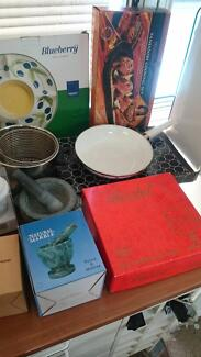 Mixed lot - Kitchen/Dining items (MOVING HOUSE) Castle Hill The Hills District Preview