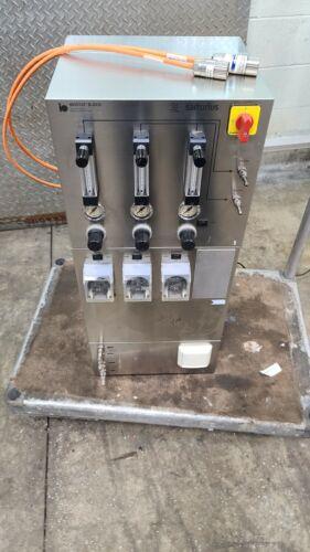 Sartorius BIOSTAT B-DCU Fermenter Bioreactor Cell Culture Tower [C6F]