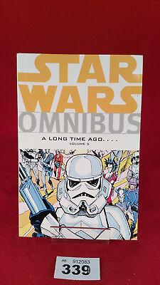 B339 Star Wars Omnibus Dark Horse - A Long Time Ago Volume 5 Vol First Edition