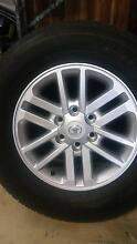 Toyota Hilux Rims Grafton Clarence Valley Preview