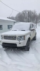 Land Rover LR4 2010 Fully equipped