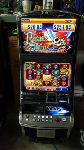 Williams WMS BB2 Slot Machine Pirate Ship