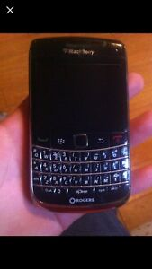 Blackberry Cell Phone