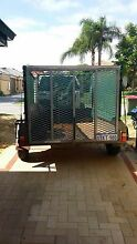 Lawn mowing  trailer 7x5 Joondalup Joondalup Area Preview