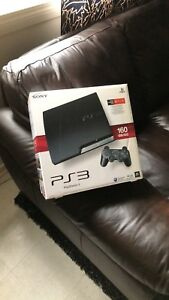 Sony PS3 (Upgraded 1 TB HDD)