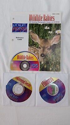 Коллекции фото Corel Stock Photo CDs,