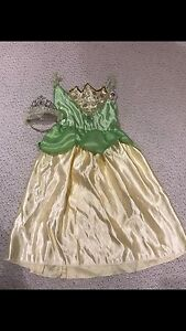 Disney Tiana Princess Dress
