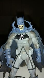 DC Direct Blackest Night Black Lantern Batman Series 5 Action Figure Loose