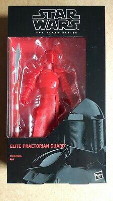 "Star Wars The Black Series #50 Elite Praetorian Guard 6"" Action Figure Hasbro"