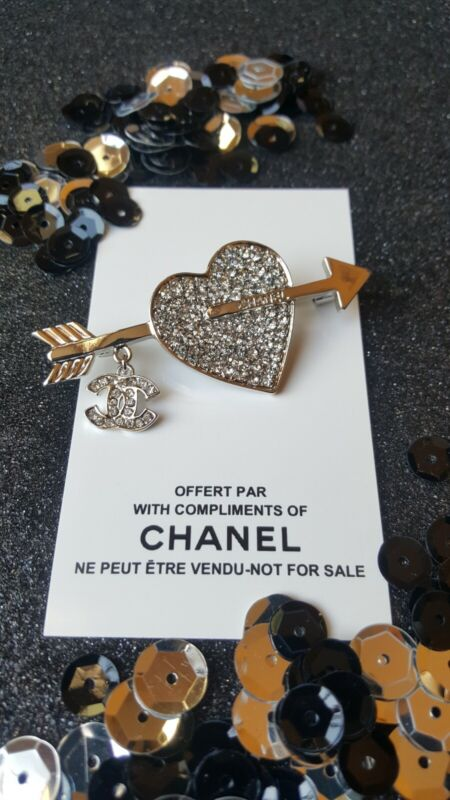 Chanel VIP Promo Brooch
