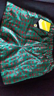 BN South Sydney Rabbitohs boxer shorts