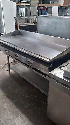 60x24 Keating Used Gas Griddle Includes Free Shipping