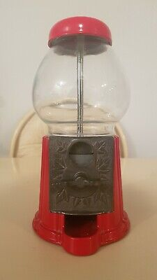 Great Northern 13-Inch Vintage Candy Gumball Machine and Bank no Stand,