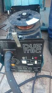 CEM DUE MIG GAS WELDER 10 AMP PLUG WORKS WELL Whyalla Stuart Whyalla Area Preview