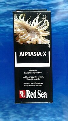 Aiptasia Control (RED SEA  AIPTASIA-X  CONTROLS APTASIA 60ml  FAST)