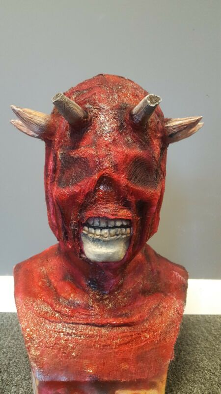 """War 2"" Four Horsemen Latex Mask for Cosplay / Halloween"