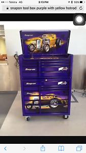 Snap on tool box North Richmond Hawkesbury Area Preview