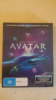 Avavtar Blue ray DvD