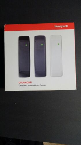 Honeywell OP30HONR HID-compatible Proximity Reader, OmniProx Mullion Design