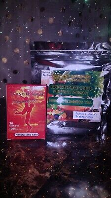 TUONO BLAST ADVANCE With Detox Energybolizer Tea