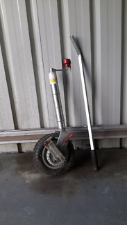 AL-KO Power Mover Jockey Wheel