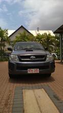 2010 Toyota Hilux Ute Darwin CBD Darwin City Preview