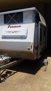 """2006 Franklin Micro 12ft long X 6'9"""" wide Off Road (Reduced $1875 Harristown Toowoomba City Preview"""
