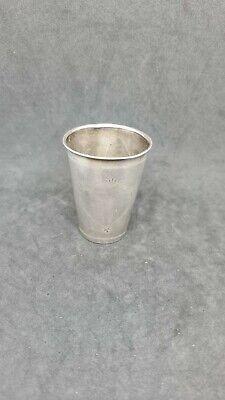 Imperial Russian Silver 84 Kokoshnik glass 09779