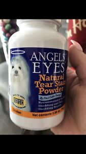 ANGEL EYES!!!  THE ONLY THING THAT WORKS
