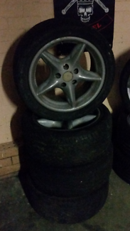 holden commodore hsv clubsport wheels