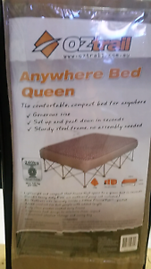 Queen size anywhere bed Bayswater Bayswater Area Preview