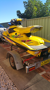 SEADOO JETSKI 850cc xp limited, $1300 cash, FIRM! Budgewoi Wyong Area Preview