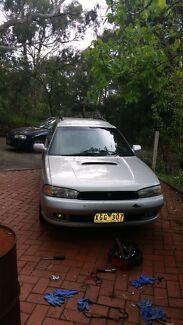 Subaru legacy gt twin turbo *RARE* Ferntree Gully Knox Area Preview