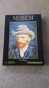 Van Gogh puzzle - 500 pieces Chatswood West Willoughby Area Preview