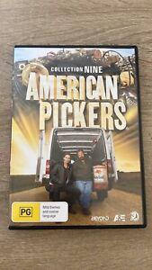American pickers season 9