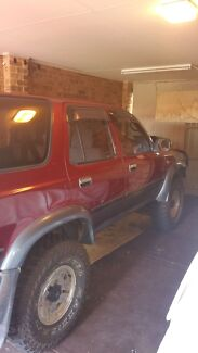 3ltr turbo diesel Toyota hilux surf  Warwick Joondalup Area Preview