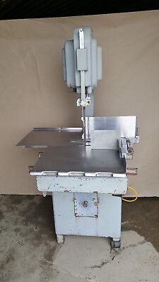Hobart Commercial 5313 Butcher Deli Meat Beef Slicer Band Saw 230v 1 Phase 1.5hp